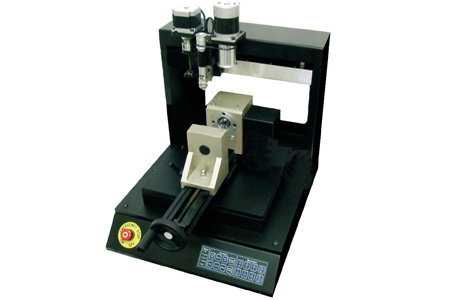 U-MARQ GEM-CX5 Cylindrical Engraving Machine