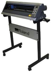Roland Gx 24 Cutter Stand