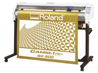 roland gx 500 vinyl cutter plotter. Black Bedroom Furniture Sets. Home Design Ideas